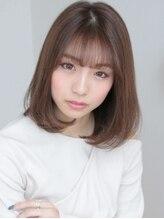 アグ ヘアー エース 各務原店(Agu hair ace)《Agu hair》大人っぽさが魅力のミディアムボブ