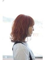 ヘアアンドメイク ムーア(Muuua)☆オレンジとブラック☆