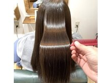 セックヘアデザイン(Sec hair design)の雰囲気(髪質改善メニューでお悩み解消をし美髪に導きます。)