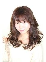 アビリティ ヘアー(ability hair)ゆるふわフェミニンパーマ by abilityhair