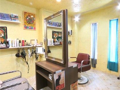 ヘアードレッサーズ アトリエ アンジー(Hair Dresser's Atrie Angie)の写真