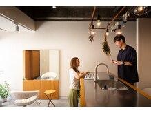 トゥートゥー(twotwo)の雰囲気(常に清潔で私たちの経験を通した空間でお客様をお迎えします。)