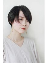 【ANN 2011-12A/W】すっきりショート