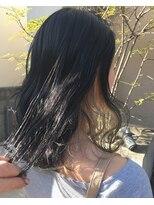 ノル(nol hair&spa)インナーカラー