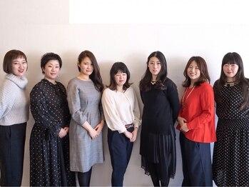 カグヤヒメ(kaguyahime)の写真/【大井町/kaguyahime】女性スタイリストが多いのであなたの悩みも解決!女性ならではの提案を体感して♪