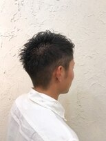 【flor 戸塚】*ソフトツーブロック+クールサマーショート
