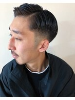 インザピープル(INN THE PEOPLE) BARBER style