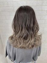 アルマヘア(Alma hair)グラデーション☆ベージュ【Alma hair アルマヘア】