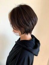 ヘアーポケットメリー(HAIR POCKET merry)オトナ女性に人気★軽さのあるショート