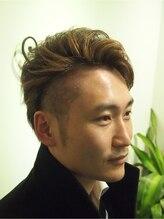ヘアーデザイン アイル(hair design I'll)ダンディツーブロック