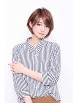 カイル (KAIL)【KAIL仙台東口】大人のショートヘア 30代 40代  ショート