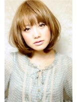 ミッシェルバイアフロート(Michelle by afloat)おしゃれガールのファストヘア☆