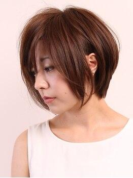 グラップ 海老名店(gra up)の写真/【リンケージトリートメント¥2200】大人気のリンケージTRで、芯から潤うツヤツヤの美髪が味わえる♪