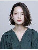 【arte HAIR】ナチュラルなAラインボブ