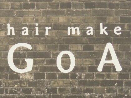 ヘアメイク ゴア(GoA)の写真