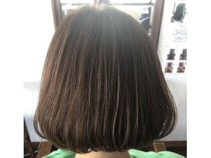 ヘアデザイン アズール(hair design azure)の写真
