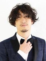 アース 八王子店(HAIR&MAKE EARTH)セクシーセミウェットマッシュ