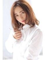 ヘアリゾート バレンタイン(hair+resort valentine)[valentine]セミロング ヴェールウェーブ 無造作 クセ毛風