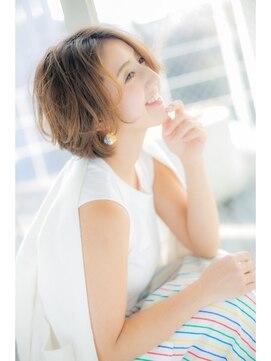 ユーフォリア ハラジュク(Euphoria HARAJUKU)【Euphoria】センターパートで色っぽ♪大人可愛いタンバルモリ