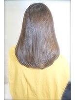 ヘアーアンドスパ リルト(Hair&Spa Lilt.)*Lilt.*ミディアムストレートスタイル*