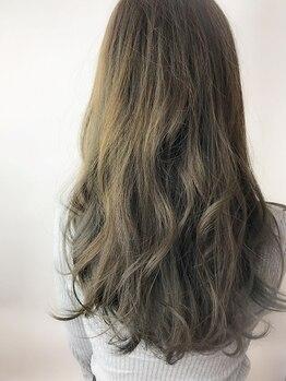 カンネ(kanne)の写真/今話題の【イルミナカラー】取扱いサロン☆暗めの色でも透明感があって傷みにくい髪にしてくれる♪
