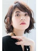 リル ヘアーデザイン(Rire hair design)【Rire-リル銀座-】エアリー感☆エレガントボブ