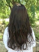 ムー(moo.)髪質改善カラーエステ