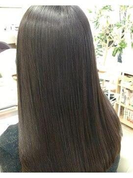 とぅるん髪ロングスタイル:L039850379|ベニ 仙台柳生店(BENI