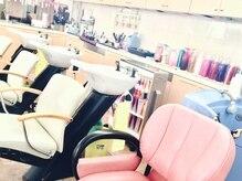 ゼンエポック 横手店(ZEN)の雰囲気(13タイプのシャンプー剤から贅沢に洗い上げます)