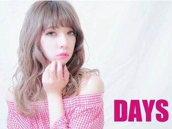 デイズ(days)の写真/Teenに人気のお洒落な韓国風デザインカラー /スタイルや他人と被らないオンリーワンデザインカラーを叶える
