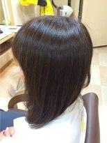 ヘアーカルチャー おゆみ野店(HAIR CULTURE)サラ艶ナチュラル♪