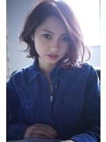ラベリー(LOVELEY)LOVELEY♪マニッシュボブディ ミルクティーカラー ☆ 392