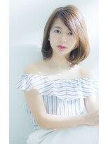 bifino 松尾昇路  梅雨対策☆ワンカールデジタルパーマスタイル