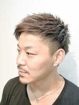 ディライトヘア トアウエスト店(DELIGHT HAIR)の写真/【三宮/元町5分】心地良い空間×おもてなしで全ての男性が気軽に通えるサロン!カット+シェービングが¥4900