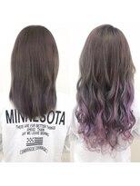 *Purple Gradation*