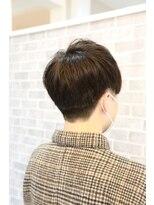 ヘアーメイク プリュム(Hair make Plume)マッシュスタイル