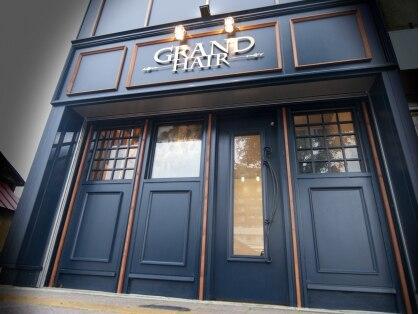 グランドヘアー(GRAND HAIR)の写真