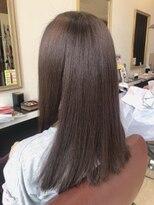 宝石髪への第一歩