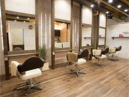 ノア ヘアー ラウンジ(Noa hair lounge)の写真