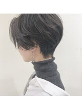 ガーランドウメダ(Garland umeda)ハンサムショート_ショート_00034