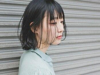 リリ バイ グランツ(LiLi by Glanz)の写真/【宇都宮市錦】第一印象を変えたい、そんなあなたに。印象を左右する顔周りも《LiLi》のカットにお任せ!