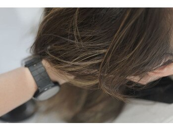 ヨーキヘアー(yookihair)の写真/【イタリア産オーガニックアロマスパ】アロマの良い香りに包まれながら心地よい上質な癒しタイムを体験…
