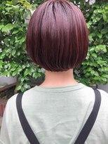 ツリー(Tree. Hair & Spa)マッシュボブ