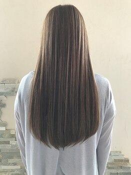 ヴァルチェティリ(valucetiri)の写真/人気の《oggi ottoオッジィオット》取り扱いサロン♪オーガニックとケミカルの融合で毛先まで理想の髪に♪