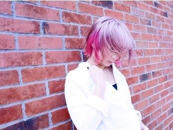 コル(CoL)の写真/外国人風Styleなら《CoL》☆カラーと合わせて、SPAやトリートメントのオーダー率8割以上の髪ケアサロン♪