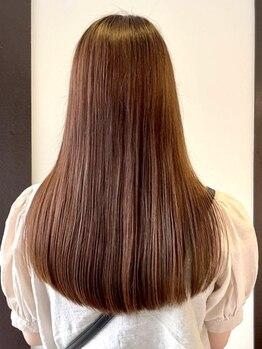 リブインクローバー デザインラボ(Live in Clover design lab)の写真/髪&頭皮を潤す《COTAヘアケアシステム》導入サロン◆お悩みに合わせた最適なケアで、理想の髪質を実感♪