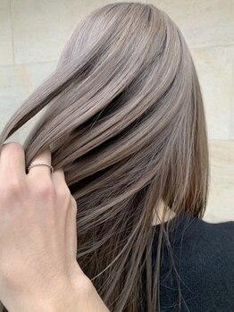 ヘアーバーティ 吉祥寺(HAIR BARTY)の写真/【吉祥寺】《加工無しでこのツヤ髪♪》TOKIOテクニカルサロンでしか扱えない[TOKIOリミテッド]を取扱い★