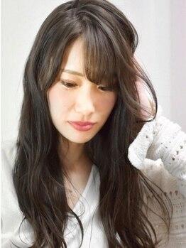 フェリチッタ(felicitta')の写真/それぞれの髪質やお悩み、ご希望に合わせた薬剤をチョイス◎ナチュラルで綺麗な大人女性へ導きます♪