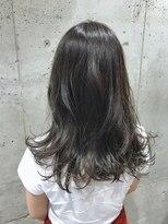 レックスヘアーインターナショナル(REX HAIR INTERNATIONAL)【REX 心斎橋】 ダークカーキグレージュ