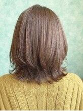 アンブル ヘアデザインアンドヒーリング 喜多町店(Amble hair design&healing)